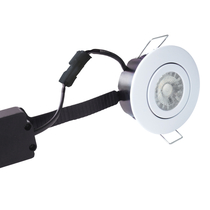 ALASVALO NORDTRONIC LOW PROFILE FLEXIBLE 3511 LED IP44 6W 830 DIM